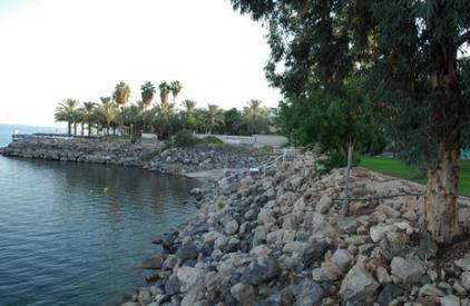 חוף גופרה -כינרת