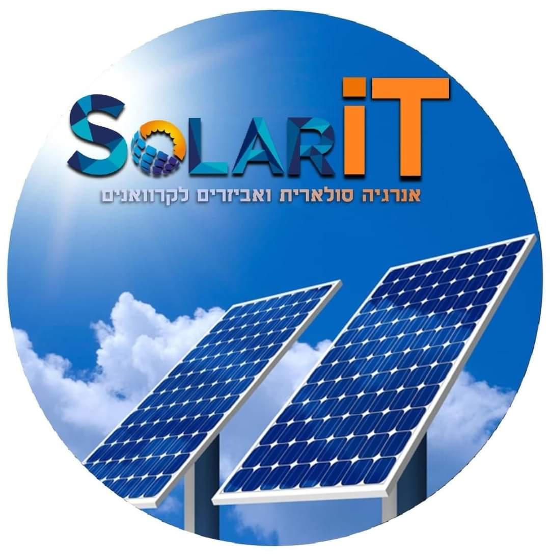 סולארית-אנרגיה סולארית ואביזרים לקרוואנים